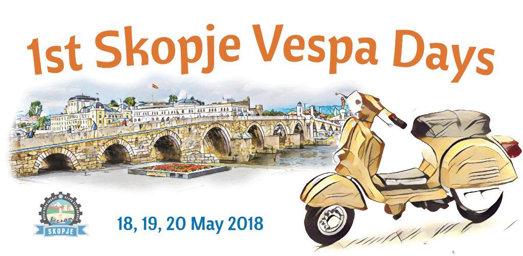 1st Skopje Vespa Days