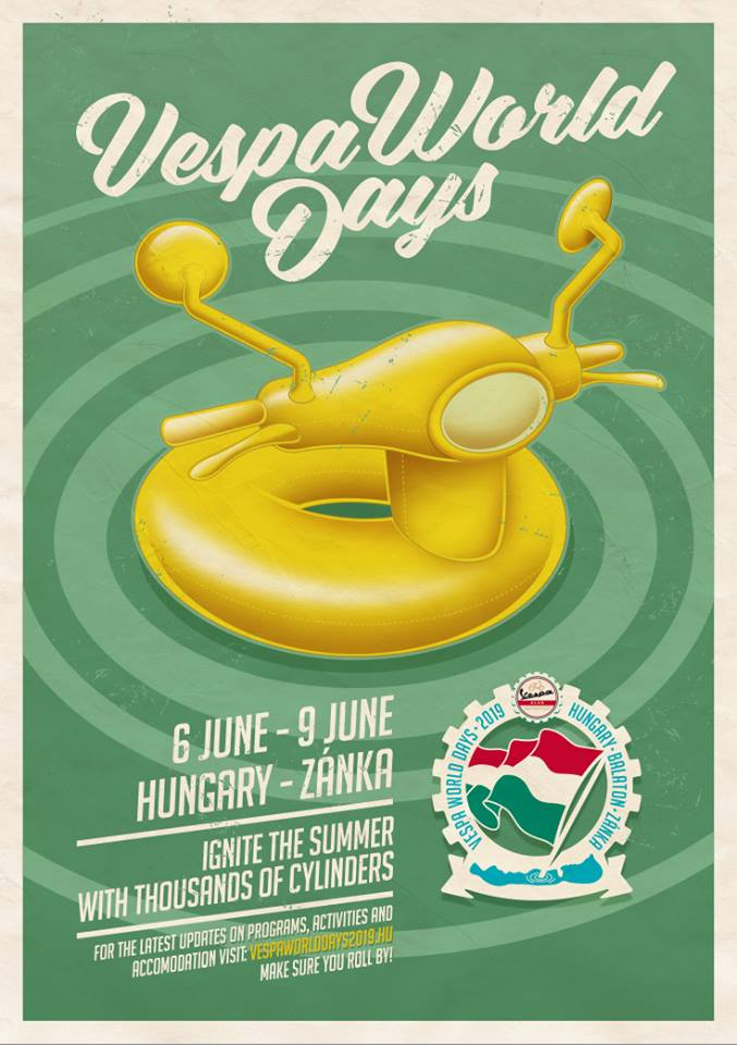 World Vespa Days 2019